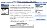 Spanish Business Directory